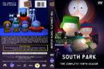 South Park – Season 10 (2006) R1 Custom Cover & labels