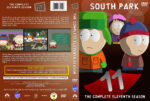 South Park – Season 11 (2007) R1 Custom Cover & labels