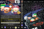South Park – Season 12 (2008) R1 Custom Cover & labels