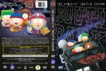 South Park – Season 12 (2008) R1 Custom Cover & labels