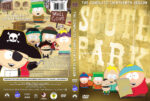 South Park – Season 13 (2009) R1 Custom Cover & labels