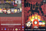 South Park – Season 14 (2010) R1 Custom Cover & labels