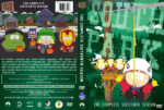 South Park – Season 16 (2012) R1 Custom Cover & labels