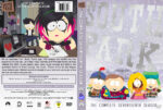 South Park – Season 17 (2013) R1 Custom Cover & labels