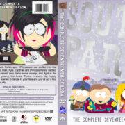 South Park - Season 17 (2013) R1 Custom Cover & labels