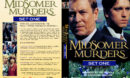 Midsomer Murders - Set 1 (1998) R1 Custom Cover & labels
