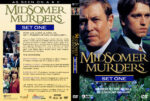 Midsomer Murders – Set 1 (1998) R1 Custom Cover & labels