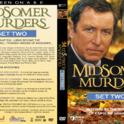 Midsomer Murders – Set 2 (1999) R1 Custom Cover & labels