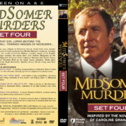 Midsomer Murders – Set 4 (2000) R1 Custom Cover & labels