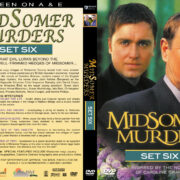 Midsomer Murders – Set 6 (2003) R1 Custom Cover & labels