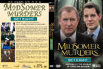 Midsomer Murders – Set 8 (2004) R1 Custom Cover & labels