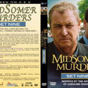 Midsomer Murders – Set 9 (2005) R1 Custom Cover & labels