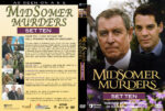 Midsomer Murders – Set 10 (2006) R1 Custom Cover & labels