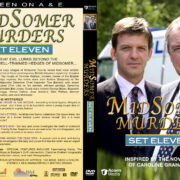 Midsomer Murders – Set 11 (2008) R1 Custom Cover & labels