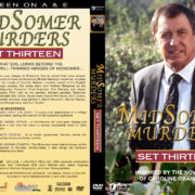 Midsomer Murders – Set 13 (2010) R1 Custom Cover & labels