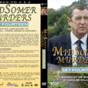 Midsomer Murders – Set 14 (2011) R1 Custom Cover & labels