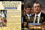 Midsomer Murders – Set 15 (2012) R1 Custom Cover & labels