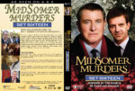 Midsomer Murders – Set 16 (2013) R1 Custom Cover & labels