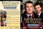 Midsomer Murders – Set 16 (2013) R1 Custom Cover & labels