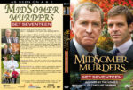 Midsomer Murders – Set 17 (2015) R1 Custom Cover & labels