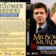 Midsomer Murders – Set 18 (2011) R1 Custom Cover & labels