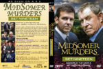 Midsomer Murders – Set 19 (2012) R1 Custom Cover & labels