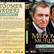 Midsomer Murders – Set 20 (2012) R1 Custom Cover & labels