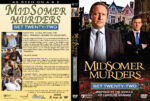 Midsomer Murders – Set 22 (2013) R1 Custom Cover & labels