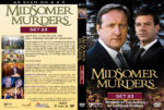 Midsomer Murders – Set 23 (2014) R1 Custom Cover & labels