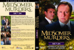 Midsomer Murders – Set 24 (2014) R1 Custom Cover & labels