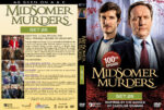 Midsomer Murders – Set 25 (2015) R1 Custom Cover & labels