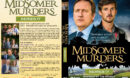 Midsomer Murders - Set 26 (Series 17) (2015) R1 Custom Cover & labels