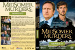 Midsomer Murders – Set 26 (Series 17) (2015) R1 Custom Cover & labels