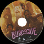 Bulresque (2010) R1 Blu-Ray Label