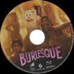 Bulresque (2010) R1 Blu-Ray Label