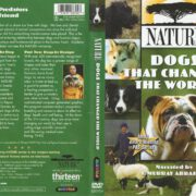 Nature: Dogs That Changed the World (2007) R1 Cover & label