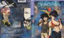 Sorcerer Hunters Vol 02 (2004) R1 EAC Cover & labels