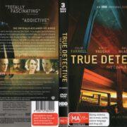 True Detective: Season 2 (2016) R4 Cover & labels