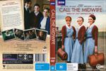 Call The Midwife: Series 5 (2016) R4 Cover & labels
