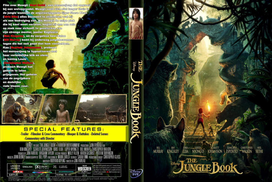 Jungle Book Dutch