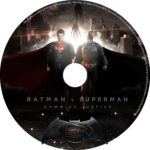 Batman v Superman: Dawn of Justice (2016) R0 CUSTOM DVD Labels