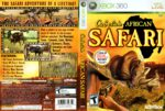 Cabela's African Safari (2006) XBOX 360 PAL Cover