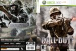 Call of Duty: World at War (2008) XBOX 360 Custom PAL Cover