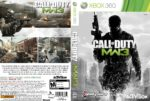 Call Of Duty Modern Warfare 3 (2011) XBOX 360 PAL Russian Cover