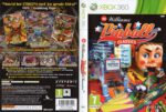 Williams Pinball Classics (2011) XBOX 360 PAL Cover