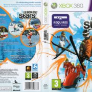 Kinect Winter Stars (2011) XBOX 360 PAL Cover