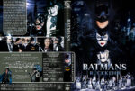 Batmans Rückkehr (1992) R2 German Covers