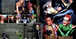Batman Forever Dvd Cover 1995 R2 German