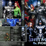 Batman & Robin (1997) R2 German Custom Cover