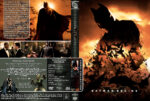 Batman Begins (2005) R2 German Custom Cover